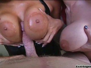 blow job, groupsex, big boobs