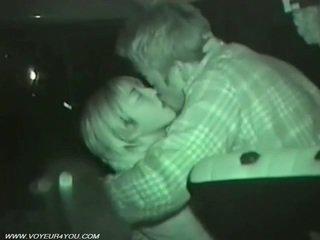 Infrared camera αμάξι σεξ γεμάτος ρεκόρ