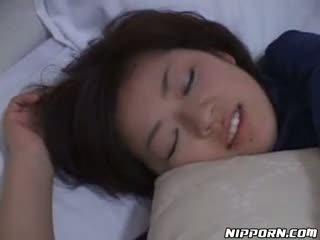 Спящ мадама gets прецака
