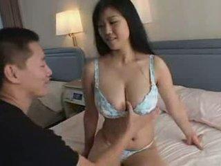 groß, japanisch, junge