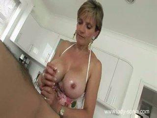任何 tittyfucking 在线, titsjob, 大 射液 最好的