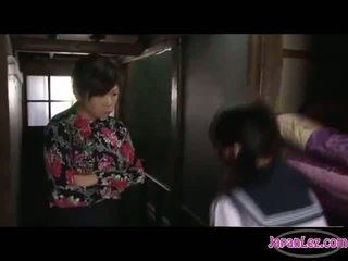 japanese, kissing, lesbian