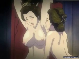 A horny geisha ancient story