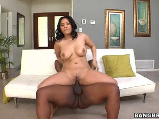 Jessica Bangkok Taking Large Dark Jock