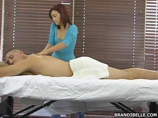 Brandi belle gives một sensuous hậu môn hole phô trương công việc tốt nhất tại điều đó điểm