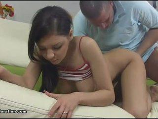 ensimmäistä kertaa, suihin, porno videot
