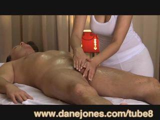 Danejones ayu hot masseuse takes care of your orgasme