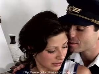 Pilot & stewardeza