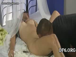Virgin tries उसकी 1st dong
