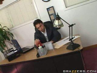 Office Hardcore Fun with Busty Jayden James