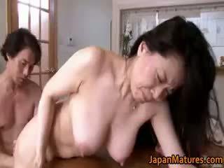 Miki sato pôvabný nihonjin mama part1
