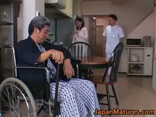 Miki sato vyzreté nipponjin modelka part5