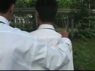 Thaimaalainen boys tutkimus tauko
