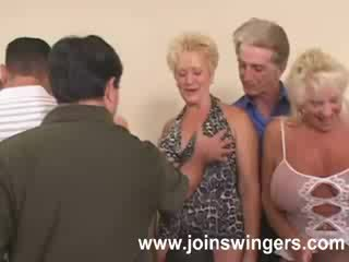 see swingers, most grandma porno, hot aged scene