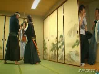 japānas, eksotisks, austrumu iedzīvotājs