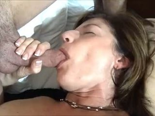 Crystal's VERY up close group fuck Part 1
