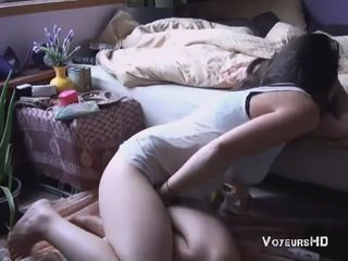 Sister elcsípett maszturálás