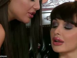 Aletta ocean vs angelica 心脏