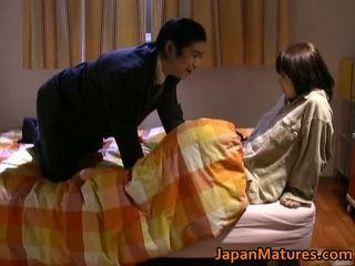 japanisch, mütter und jungen, hardcore