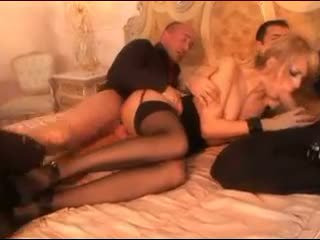 Regina ice - double penetrated chienne