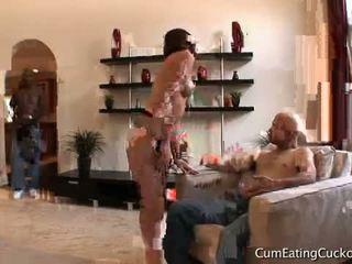 Nicole Nowak in Cum Eating Cuckolds