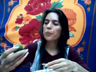 Long natural nails: long nails porno video b9