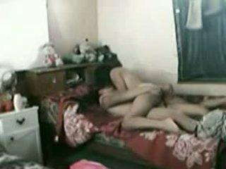 الأندونيسية خادمة مع لها الباكستانية boyfriend