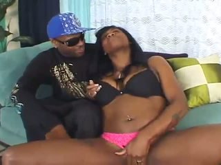 squirting, ebony, pornstar