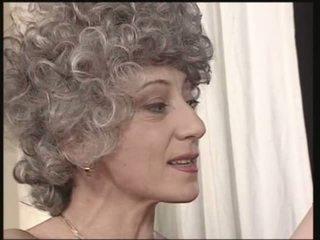 grannies, отлежава, анален