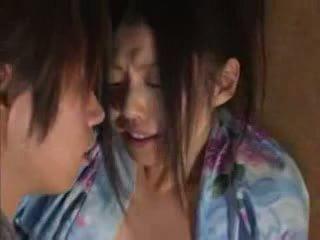Japonez familie (brother și sister) sex part02