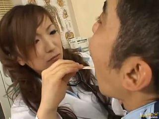 Asiatisch getting ein rod