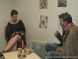 निर्माण the डच महिला हेप्पी
