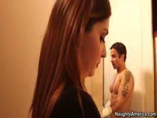 stor brunette ideell, ideell store bryster hotteste, hot blowjob fersk
