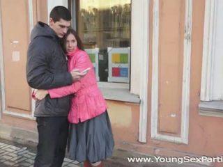 Young bayan parties: russian amateurs papat sawetara fuck