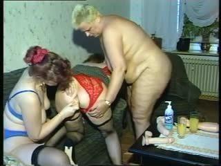 Perempuan tua anna berger