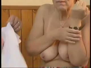 grannies, ওল্ড + ইয়াং, facials