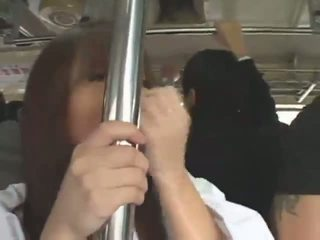 (no sound) Huge tits Public Gang Bang