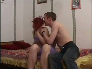 Russian Mature Mom and a Friend of Her Son Amateur: Porn 20