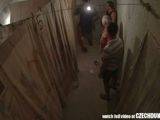 Shocking shots pärit eastern euroopa underground brothel