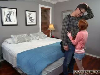 Step dad fucks friend's daughter every time mom leaves and zoey holloway