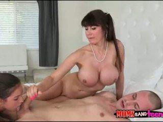Eva karera at shae summers sharing hardcock