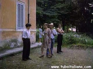 Itali amatir troia di campagna 2