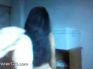 Bangladeshi 大 布布 女孩 salma 从 mirpur
