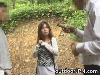 japonez, fată amatori, oriental