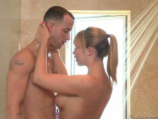 oriental, asiatic, shower sex