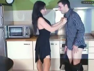 extremo, fetiche, ballbusting