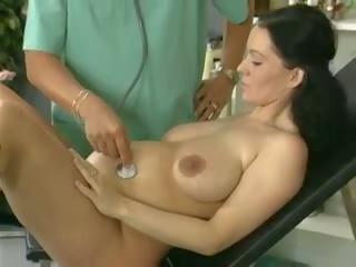 임신 한 아내 연구 과 엿 로 그만큼 의사: 무료 포르노를 61