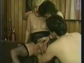 集団セックス, ビンテージ, hdポルノ