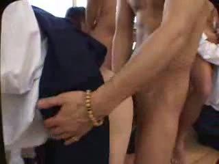 Japonais sexe école (asian )