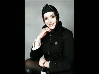 Turkish-arabic-asian hijapp ผสม photo 11